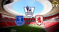PREDIKSI EVERTON VS MIDDLESBROUGH 17 SEPTEMBER 2016