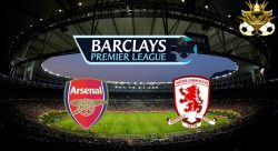 PREDIKSI ARSENAL VS MIDDLESBROUGH 22 OKTOBER 2016